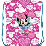 Сумка для обуви Olli OL-8211M Hello Minnie Mouse 37х44 см